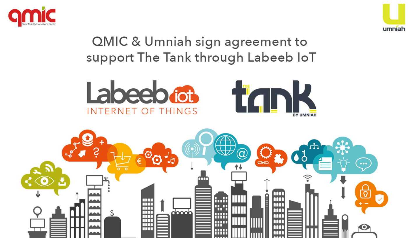 Umniah & QMIC Sign MoU to Promote IoT Technologies & Services